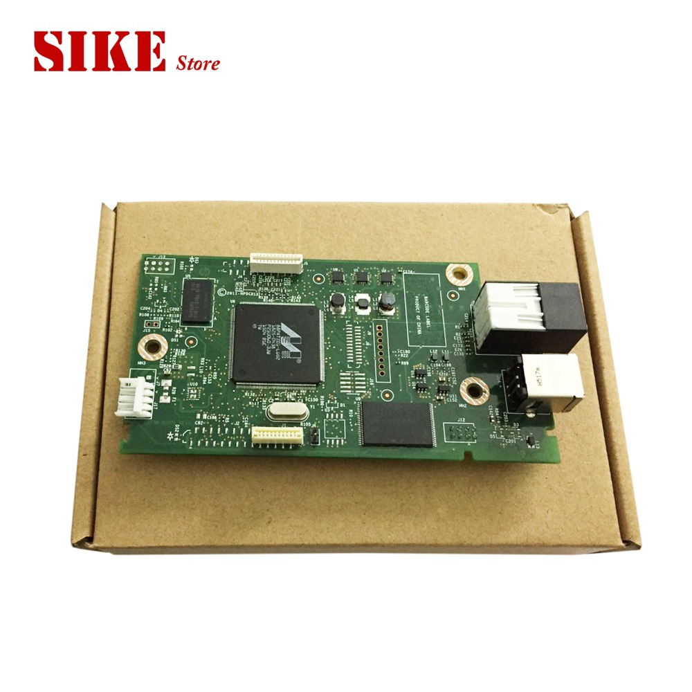 CZ230-60001 Logic Main Board Use For HP LaserJet M202n M202dw M202 Formatter Board Mainboard 631 0347 m40a mlb 820 1900 a oem logic board 1 83 t2400 ghz for m mini a1176 emc 2108 ma608 gma 950 64m