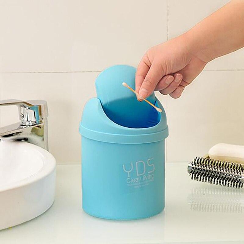 SDARISB Norden Europäischen Stil Kunststoff Matte Mülleimer Büro Wohnzimmer Küche Bad Doppel-schicht Papierkorb Abfall Bins
