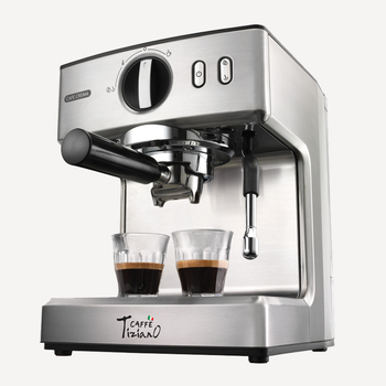 Machine à café électrique professionnelle Semi automatique de la Machine à café 15Bar expresso de 220 V pour le bureau à la maison utilisant la prise d'ue/AU/UK