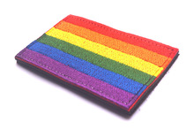 Unisex Pride Pace Multi Shade Flag Patches