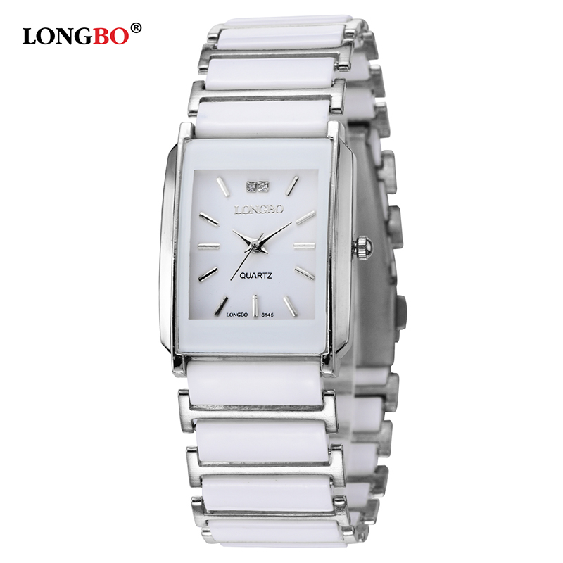 LONGBO Brand Men Women Brief Casual Unique Quartz Wrist Watches Luxury Brand Quartz Watch Relogio Feminino Montre Femme 8145