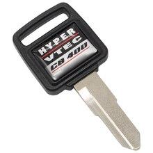 WhatsKey Uncut Blade Motorcycle Key For Honda HYPER VETC CB400