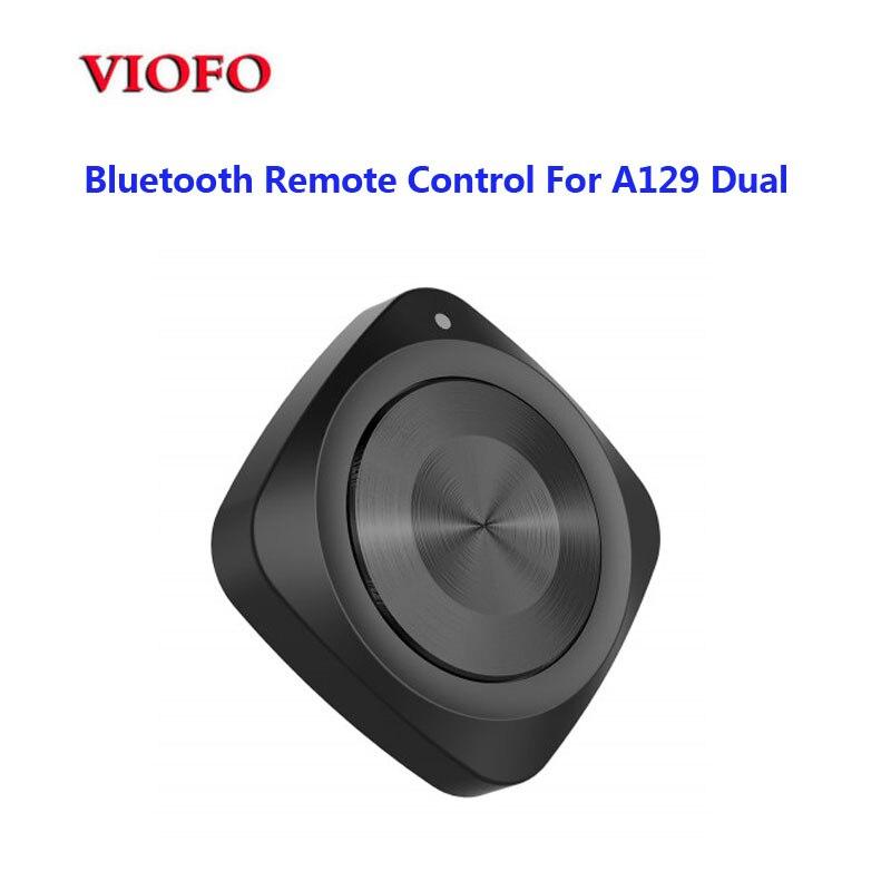 Оригинал «VIOFO» Bluetooth BT пульт дистанционного управления RC RM100 для A129 Duo/A129 Duo IR/A129 Pro Duo/A129 Plus Duo/A139 видеорегистратор