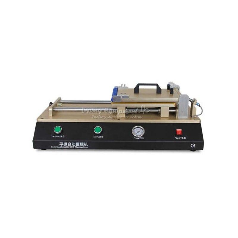 Vacuum OCA film laminator Vacuum OCA film OCA LY 974 12 inch Vacuum Laminating Machine For Phones LCD Touch Screen Refurbish