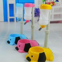 2016 Automatic Separable Pole Pet Drinking Water Bottles Pet Dog Drink Bottl Feed And Drinking Water