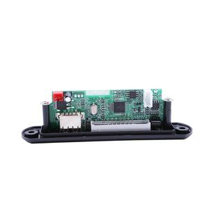 Image 5 - Wireless Bluetooth Module M512/5 WMA MP3 Player Decoder Board Audio 3.5mm MP3 Decoder Board TF Radio FM AUX for Car for IPhone