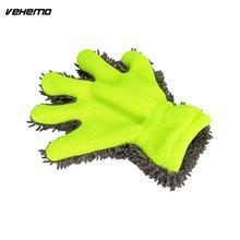 Vehemo синель Кисточки Автомойка перчатки стиральная Полотенца мягкие Тематические товары про рептилий и земноводных перчатки