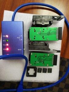 Image 2 - مقبس اختبار عالمي EMMC153/169 eMCP162/186/221/529 دعم العديد من رقائق eMMC emcp المختلفة استعادة بيانات الهاتف أندرويد