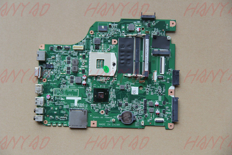 48.4IP01.011 for Dell N5040 1540 Laptop Motherboard DDR3 100% Tested