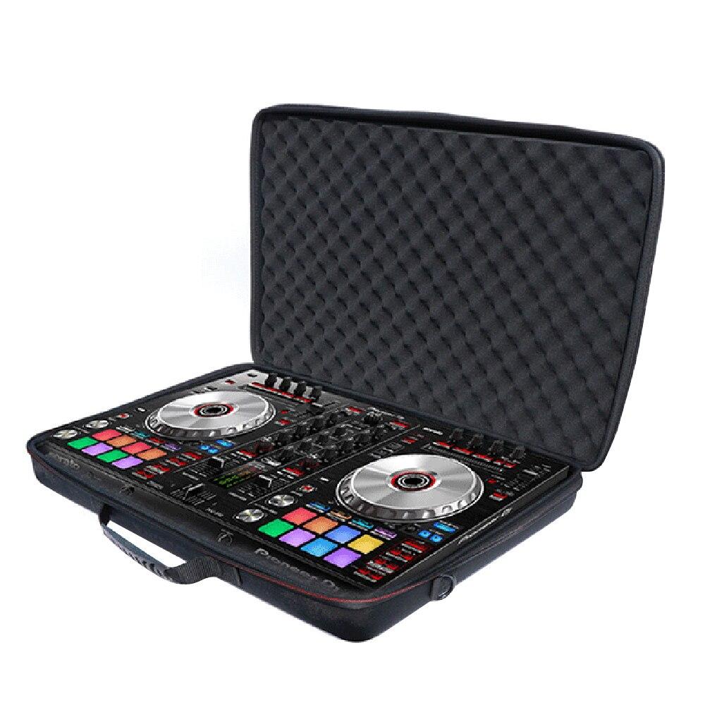 Le plus récent étui rigide EVA pour Pioneer DJ DDJ-SR2 contrôleur 2 canaux Portable DDJ-SR Performance contrôleur DJ Premium protège le sac
