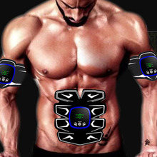 Well Designed Six Abdominal Muscle Take Shape Helper Househeld Exercise Equipment Body Slimming Fat Burning Exerciser