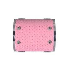 Pillow design Aluminium alloy Make up Box (4 colors)