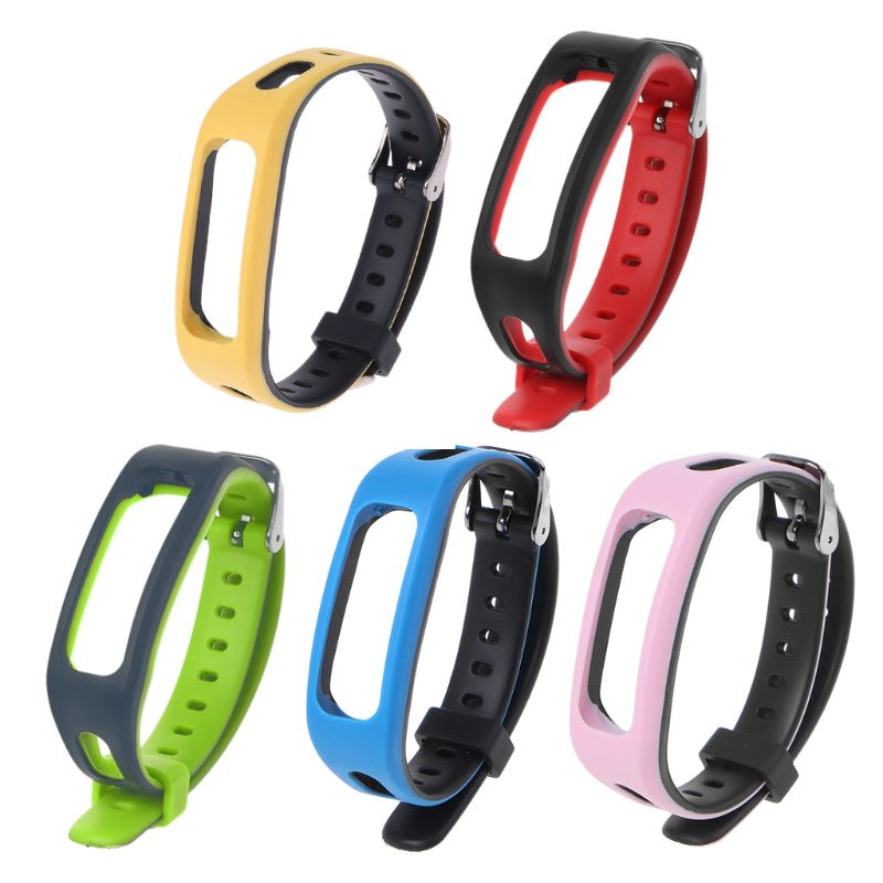 Silicone Replacement Smart Wrist Band Watch Strap For Huawei Honor Band 4 Running Version Smart Wristband