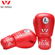 Wesing IFMA  Approved Muay Thai Gloves Training Competition Sanda Fighting Gloves Boxing Gloves 10oz Men Women Micro Fiber wesing ifma approved muay thai gloves training competition sanda fighting gloves boxing gloves 10oz men women micro fiber