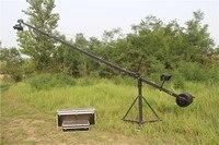 Стрелы крана 8 м 2 оси Octagon поворотник Глава Портативный камеры Кран dslr с игрушкой и монитор фабрика питания