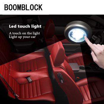 BOOMBLOCK Car Styling Reading LED H7 Lights For Skoda Octavia A5 A7 2 Lexus Bmw F30 X5 E53 F10 E34 Lada Granta Accessories image