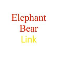 Музыка слон и медведь плюшевые игрушки