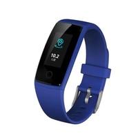 V10 Smart Band Blood Pressure Heart Rate Monitor OLED Touch Screen Bracelet Fitness Smart Wristband Smartband