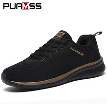 Exclusive New Mesh Men Casual Shoes Lac-up Men Shoes Lightweight Comfortable Breathable Walking Sneakers Tenis Feminino Zapatos(China)