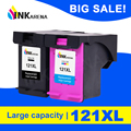 Сменный картридж INKARENA для принтера HP121 XL Deskjet F4283 F2423 F2483 F2493 F4213 F4275 F4283 F4583