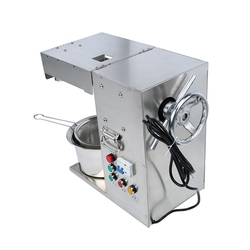 Duża pojemność użytku domowego 5-15 KG maszyna do tłoczenia oleju maszyna do prasy olejowe maszyna do pozyskiwania oleju