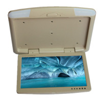High Quality Car Ceiling Monitor 15 Inches TFT LCD Color Monitor Roof Mount Monitor Flip Down