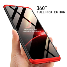 3-in-1 Plastic Hard 360 Full Protection Case For Xi