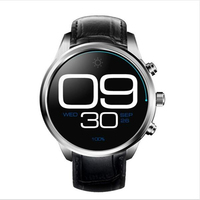 FINOW X5 Plus 3G Android 5 1 Smartwatch Phone GPS MTK6580 Quad Core 1 3GHz 1GB