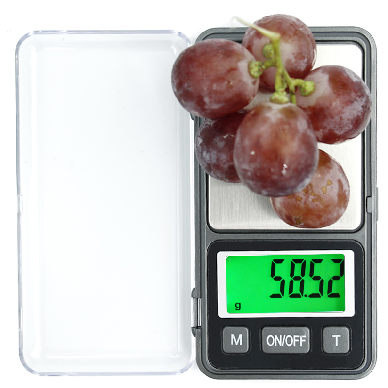 Pocket Digital Scale 0.01 x 200g Silver Coin Gold Jewelry large screen Weigh Balance LCD with backlight 20%Off