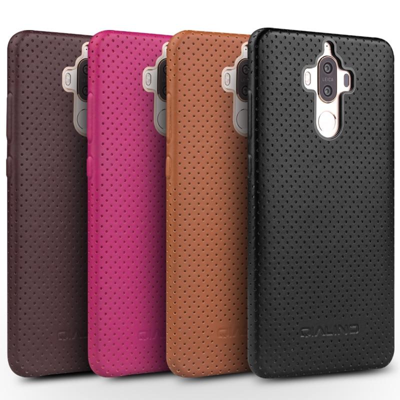 Huawei Mate9 Pro Lüks Geri Qutusu 5.9 / 5.5 düym olan Huawei Ascend - Cib telefonu aksesuarları və hissələri - Fotoqrafiya 5