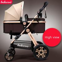 Belecoo bella baby stroller child wheelbarrow light baby car