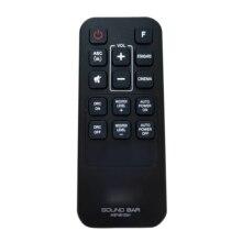 Controle remoto para sistema de barra de som lg, original