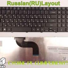 Клавиатура для ноутбука acer Aspire 7736 7736Z 7736G 7736ZG 7738 7738G 7738/g RU Русская версия