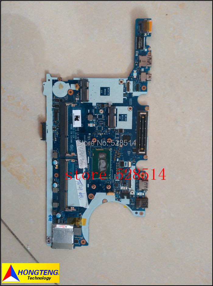 Original la-9591p for dell e7440 laptop motherboard/mainboard cn-0p9c43  cn0p9c43  0p9c43 100% Test ok