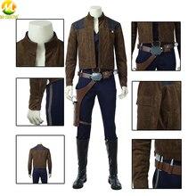 Cosplay Solo pantalon marron