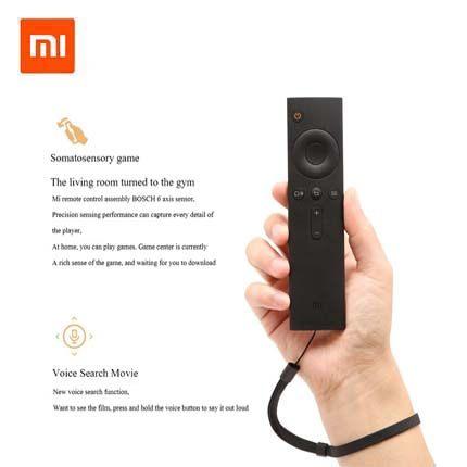 (Jailbreak) XiaoMi Mi tv box 3 Wifi Amlogic S905 64bit Quad Core 1GB DDR3  Android 5 0 Smart 4K HD TV Box Kodi15 2 media player