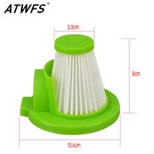 ATWFS Dedicado Accesorios Partes Del Filtro Colector de Polvo Aspirador Filtro HEPA