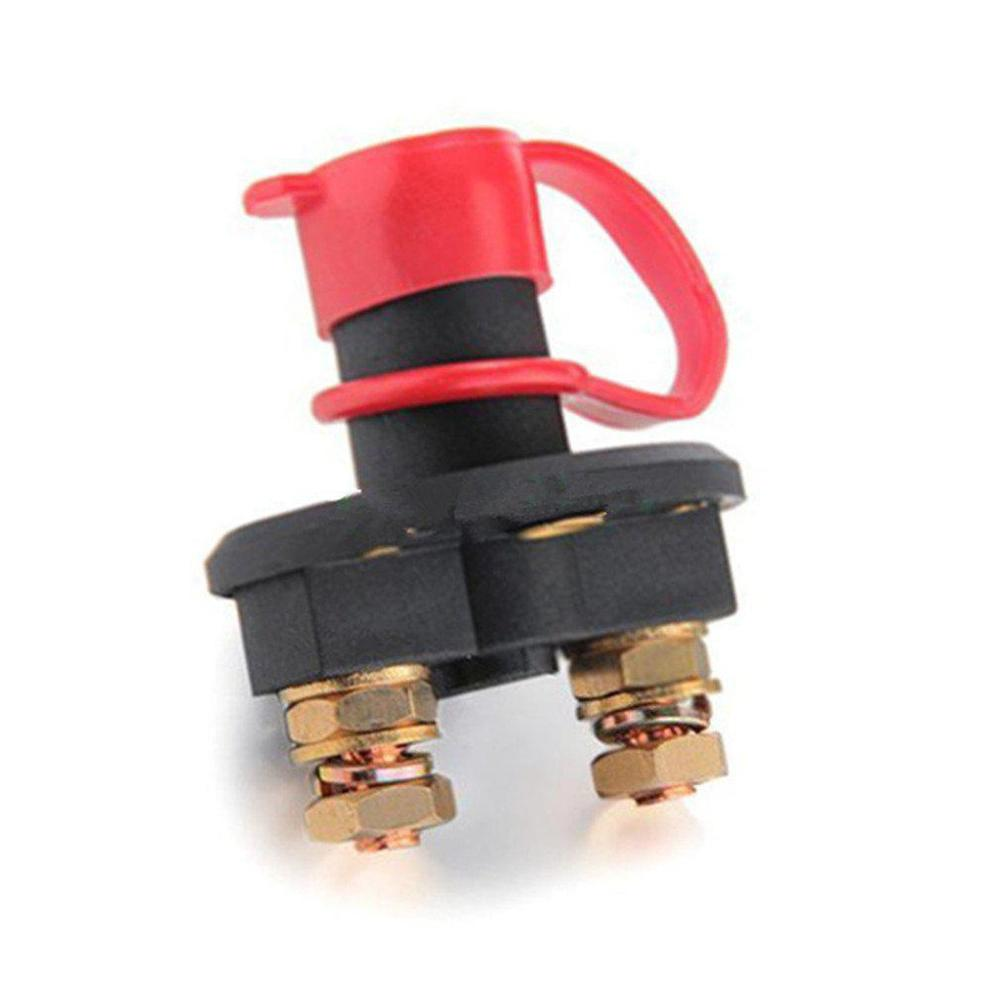 Car Truck Boat Camper Battery Isolator Disconnect Cut-Off Power Kill Switch