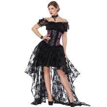 2f31478eab7f7 Viktorianischen Steampunk Kleider Werbeaktion-Shop für Werbeaktion ...