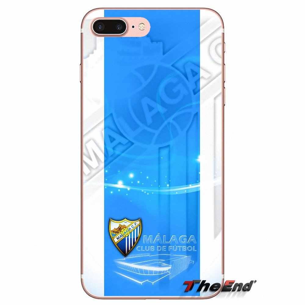 Силиконовые чехлы для телефонов для Xiaomi Redmi 4 3 3 S Pro mi 3 mi 4 mi 4i mi 4C mi 5 mi 5s mi Max Note 2 3 4 Чехол Coque USA Malaga FC футбол
