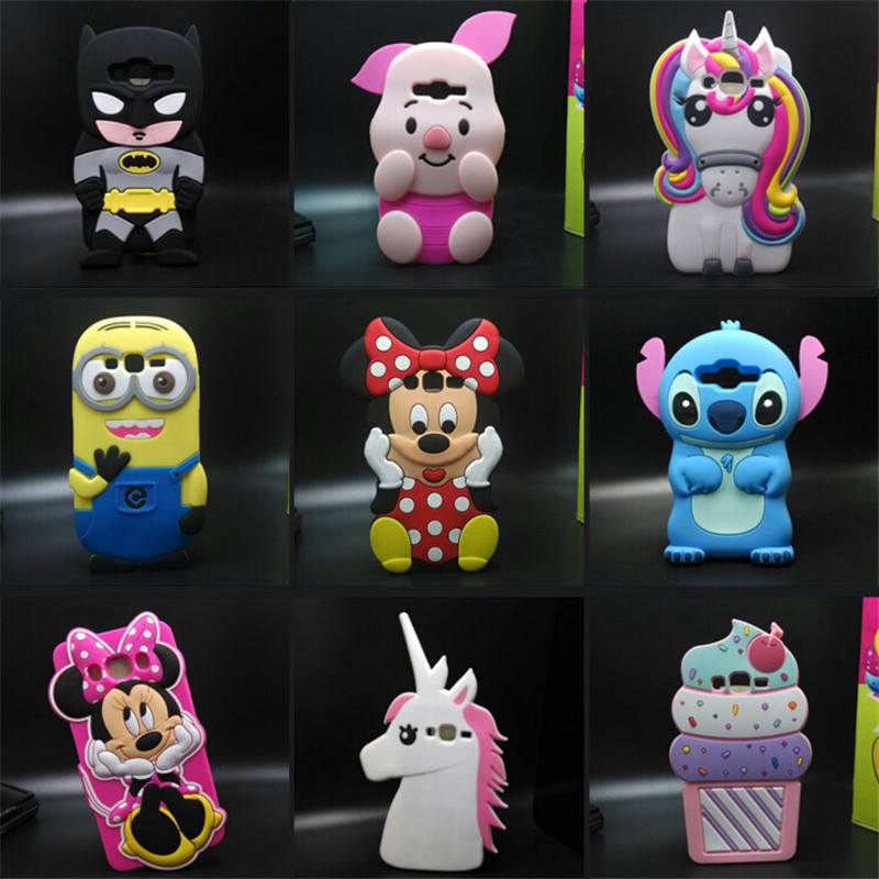 Case For coque Samsung Galaxy J3 Case Cover for coque Samsung J3 Case 3D Cartoon Batmanr for Samsung Galaxy J3 2016 Case