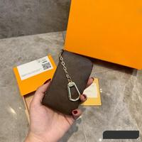 2019 Wallet a package purse Coin Purse Key case Small inclined package luxury delicate summer sac pochette femme