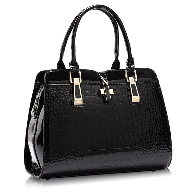 PU Leather Women Handbags