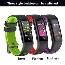 Tezer 3 Style model Inteligente Smart Activity  fitness tracker for Android IOS Tezer R16s Smart Wristband Pedometer bracelet