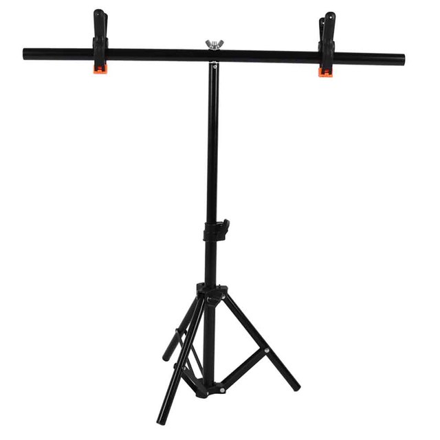 68cmX75cm Photography Background Stand Backdrop Support System Metal Backgrounds for Photographie Dslr Camera Video Photo Studio