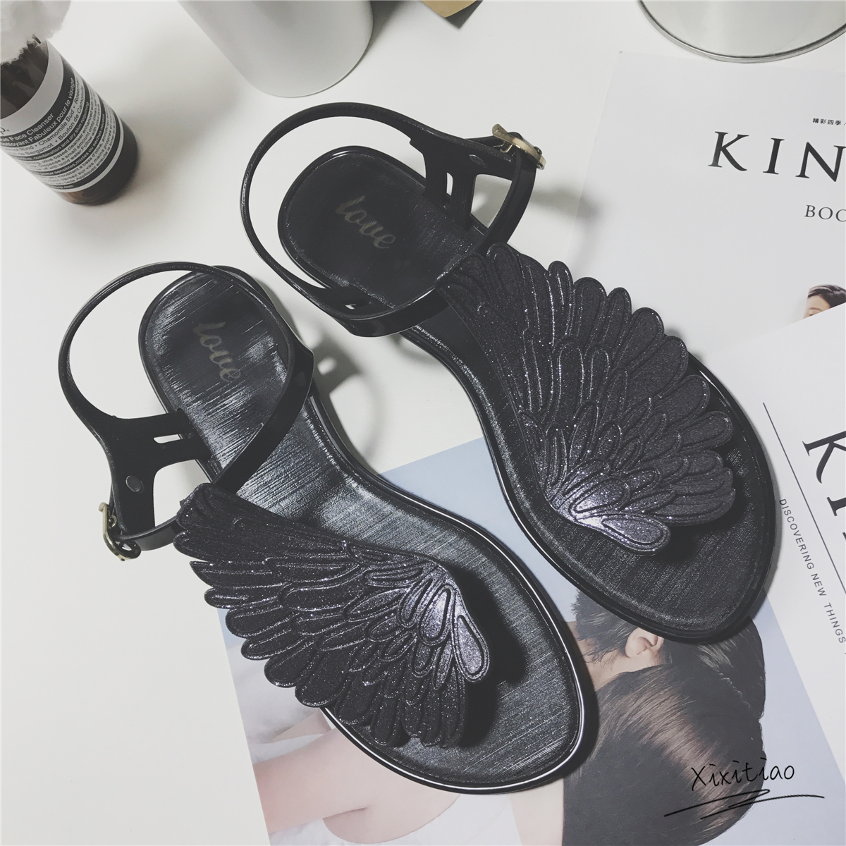 Womens sandals resort shoes