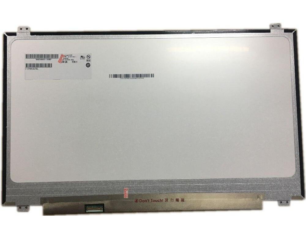 B173RTN02.1 fit B173RTN02.2 NT173WDM-N11 1600X900 17.3 inch Slim 30 PIN EDP gf go7300 b n a3 gf go7400 b n a3