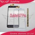 Черный и Белый Сенсорный Для Oukitel U7 Pro С Сенсорным Экраном Дигитайзер Панели