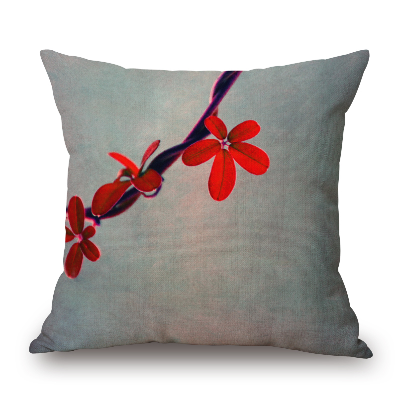 Creative Euro Home Decor Cushion Cover Floral Throw Pillows Sofa Char Seat  Vintage Flowers Cushion Cover Decorative Pillow Case In Cushion Cover From  Home ...