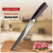 1Pcs 5,5 inch Küche Filet Fisch chef messer Eviscerate facas artesanais japanischen küche messer Boning Messer